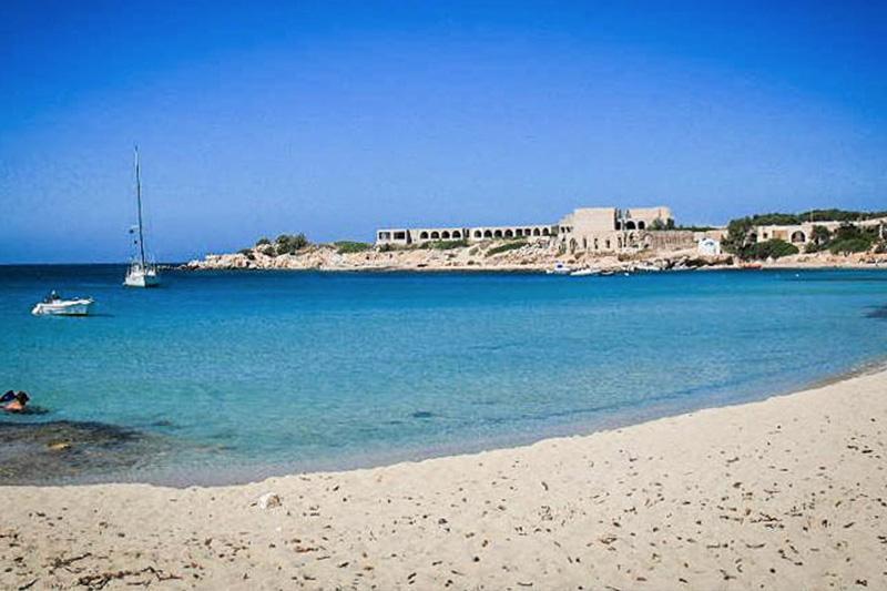 Naxos Alyko beach
