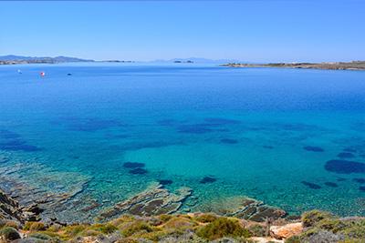 paros is naxos sister island