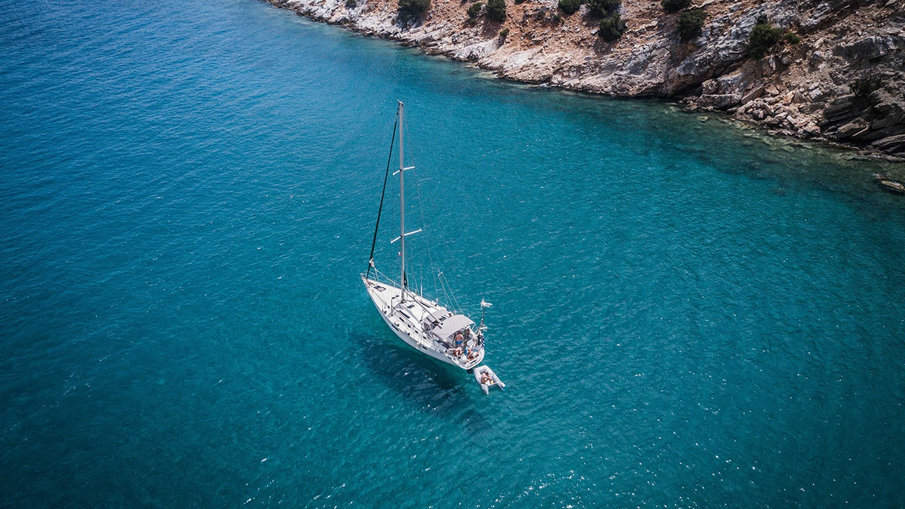 Xanemo Sailing is the best sailin company in Naxos