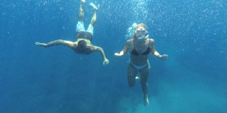 What about snorkeling?